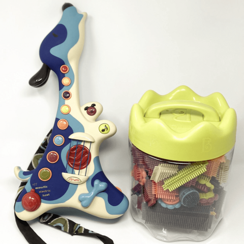 bristol target sustainable baby toys