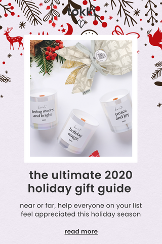 ultimate holiday gift guide pin