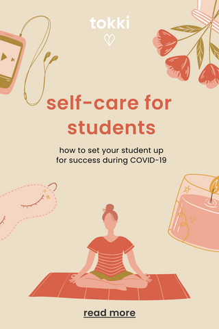 self-care for students blog
