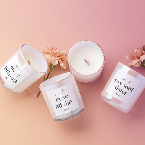 galentines candles