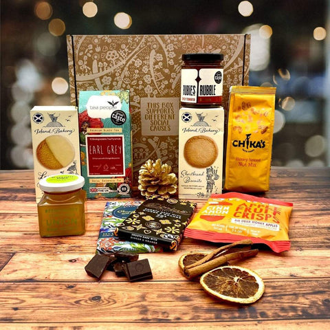 sustainable foodie gift box