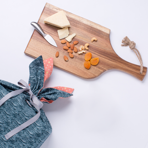 cheese board gift set | 3 piece