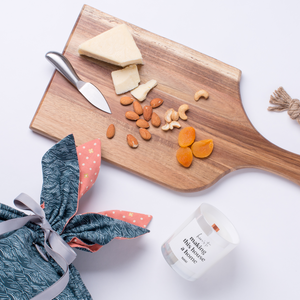 cheese board gift set | 4 piece