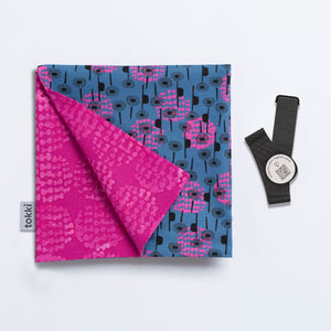 Bright As Our Future | Reusable Gift Wrap