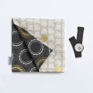 Peace Out | Reusable Gift Wrap