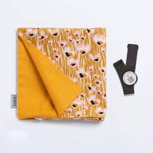 Fields of Sunshine | Reusable Gift Wrap