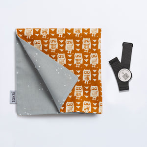 A Parliament of Owls | Reusable Gift Wrap