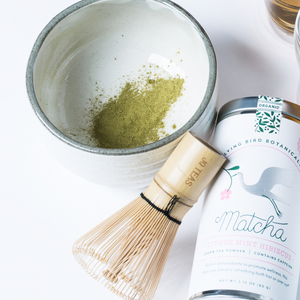 mindful matcha gift set | 4 piece
