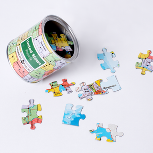 mini puzzle gift set | 3 piece