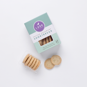 rosemary shortbread gift set | 3 piece