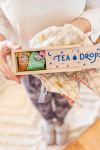 Tea Drops with Tokki gift bag