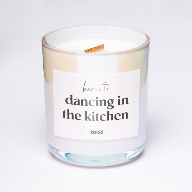 here's to dancing in the kitchen 1