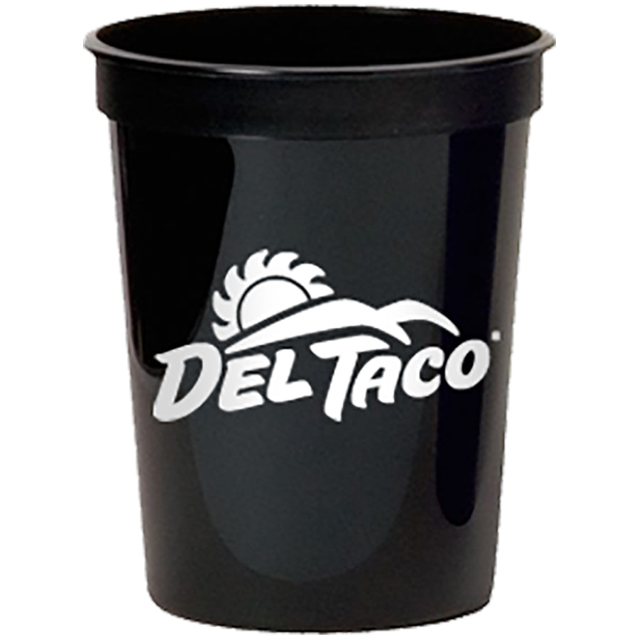 NEW Black Stadium Cups (12pcs)