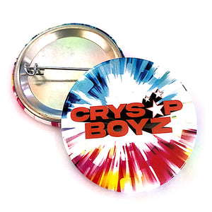 Crys*p Boyz Button
