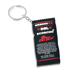 Sauce Packet Keychain