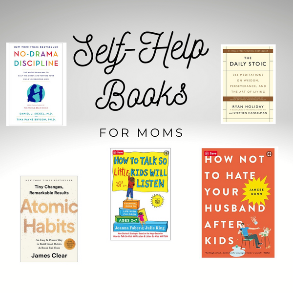 Self-Help Books for Moms