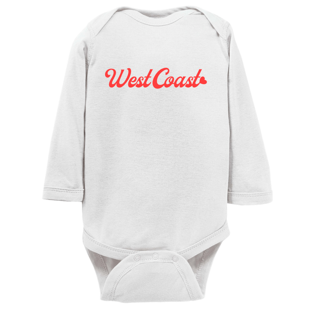 West Coast Onesie
