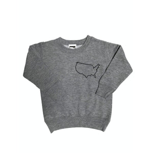 USA Toddler Sweatshirt