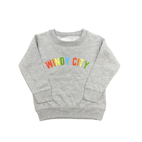 Windy City Toddler Sweatshirt
