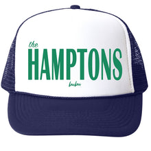 Load image into Gallery viewer, Hamptons Trucker Hat