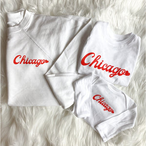 Chicago Love Onesie