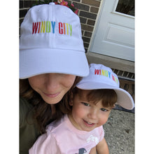 Load image into Gallery viewer, Windy City Bold Youth Hat