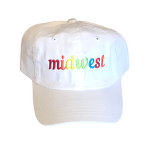Load image into Gallery viewer, Midwest Cursive Adult Hat