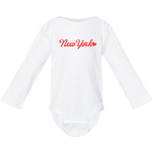 New York Onesie