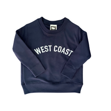 Load image into Gallery viewer, West Coast Toddler Sweatshirt