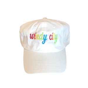Windy City Cursive Youth Hat