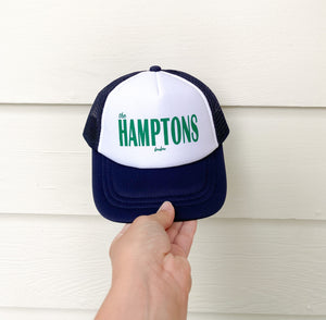 Hamptons Trucker Hat