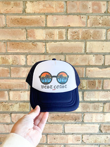 West Coast Sunnies Trucker Hat