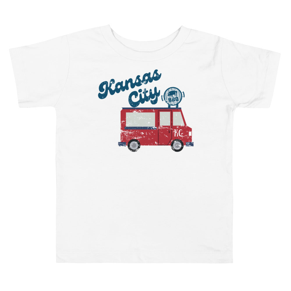 Kansas City BBQ Toddler Tee