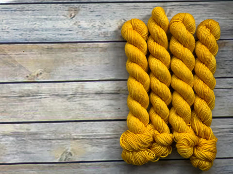 Sunny Disposition - Merino DK Worsted 50g