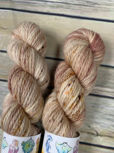 Big Girls Don't Cry - Merino Chunky