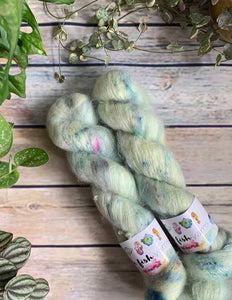 OOAK 1 - Kid Mohair Silk