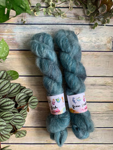 Stormy Seas - Kid Mohair Silk