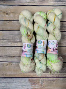 Tropicana - BFL Nylon Sock
