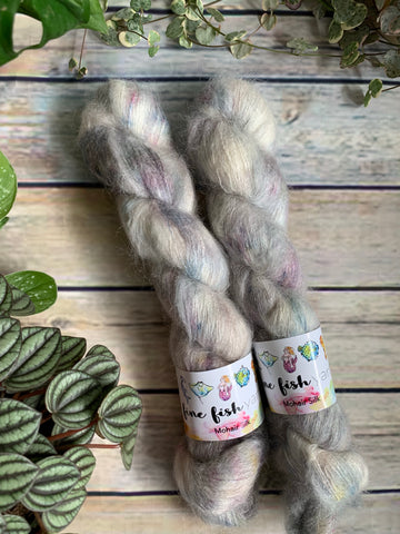 OOAK 5 - Kid Mohair Silk