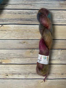Nocturne Alley - Kid Mohair Silk