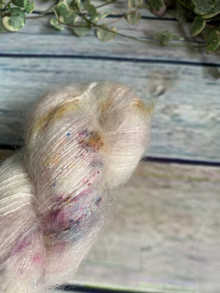 Mallow - Kid Mohair Silk