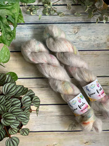 Neon Neutral - Kid Mohair Silk