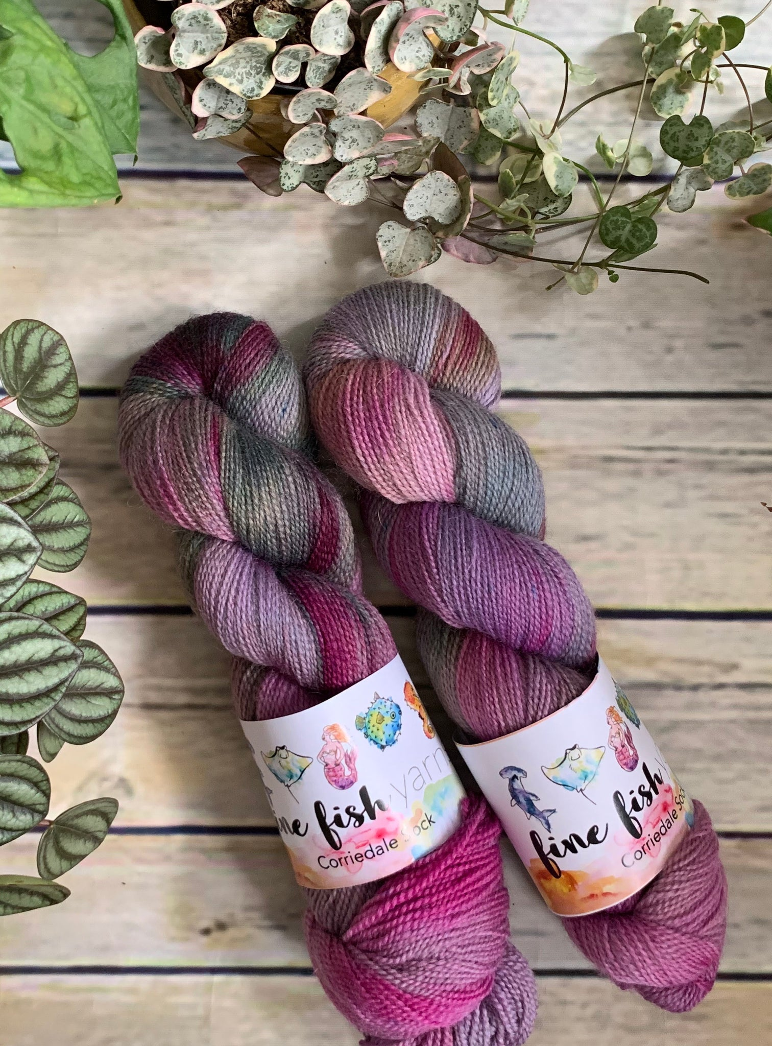 Mood - Corriedale 4ply