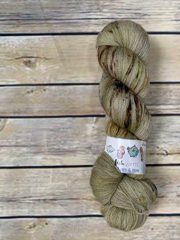 OOAK Speckle - BFL Lace