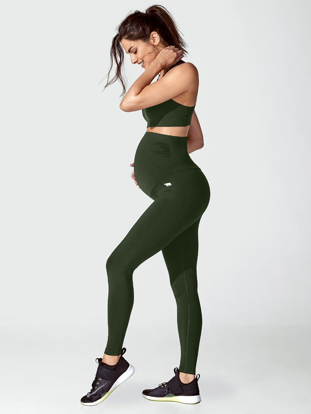 Moss Maternity Tight