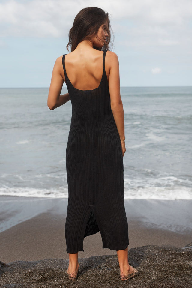 Saige Maxi Dress Black