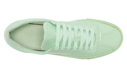 Mint Pastels Club Synleaw Sneakers