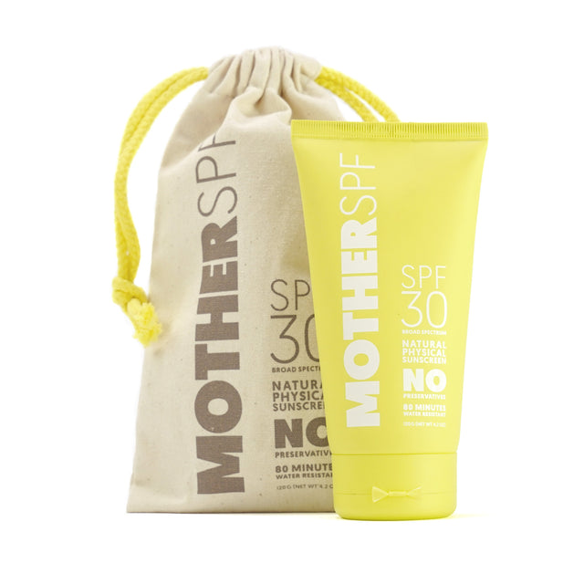 Mother Organic Sunscreen SPF30 (120ml)