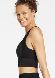 Bend and Flow Long Line Bra
