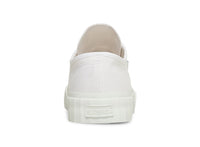 2630 Stripe Sneaker in Total White